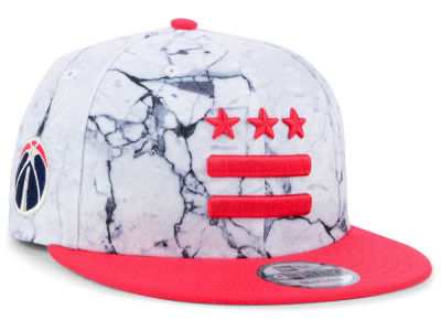 Washington Wizards New Era NBA City Series 9FIFTY Snapback Cap