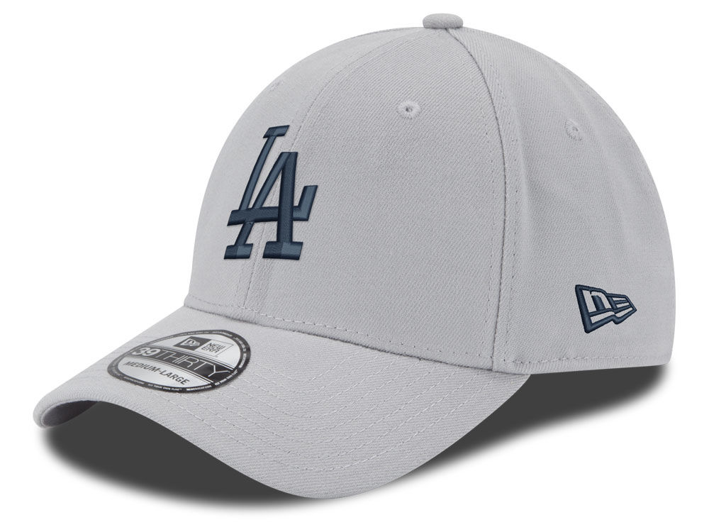 eca4c3a97bc Los Angeles Dodgers New Era MLB Core Classic 39THIRTY Cap