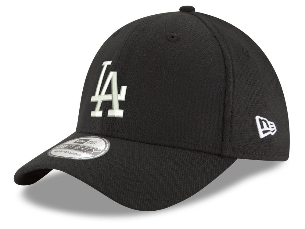 52e334626e5 Los Angeles Dodgers New Era MLB Dub Classic 39THIRTY Cap