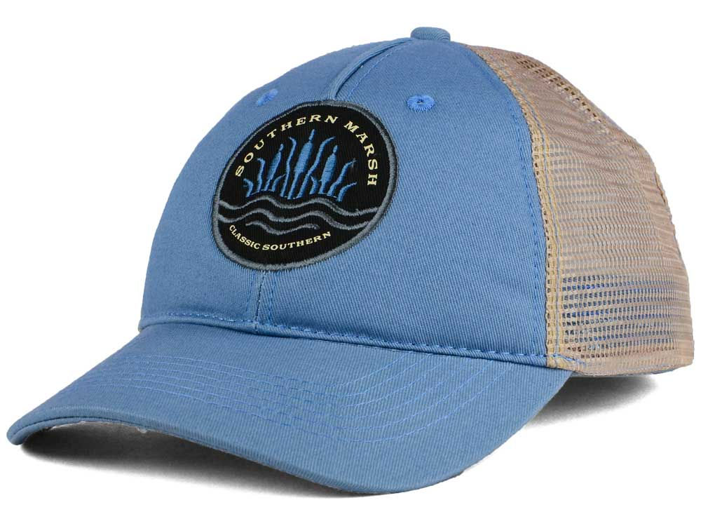 Southern Marsh Cattail Trucker Hat  ccaf41d40e9