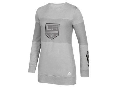 Los Angeles Kings adidas NHL Women's Inside Logo Outline Sweatshirt