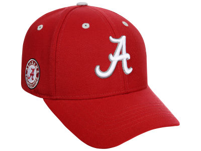 Alabama Crimson Tide Top of the World NCAA Triple Threat Hat