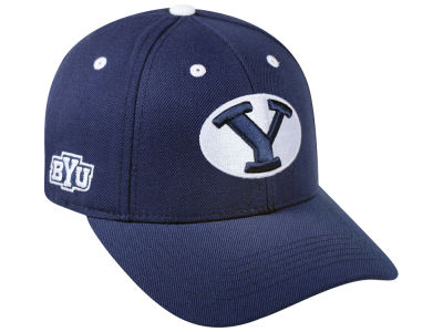 Brigham Young Cougars Top of the World NCAA Triple Threat Hat