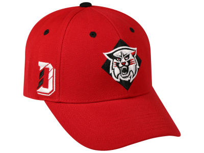 Davidson College Wildcats Top of the World NCAA Triple Threat Hat