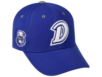 Drake University Bulldogs Top of the World NCAA Triple Threat Hat