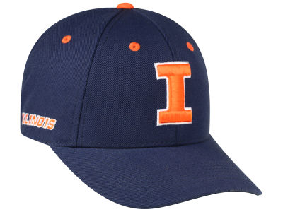 Illinois Fighting Illini Top of the World NCAA Triple Threat Hat