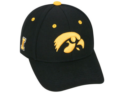 Iowa Hawkeyes Top of the World NCAA Triple Threat Hat