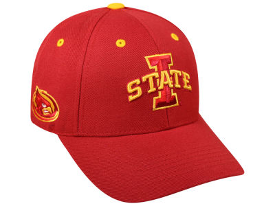 Iowa State Cyclones Top of the World NCAA Triple Threat Hat