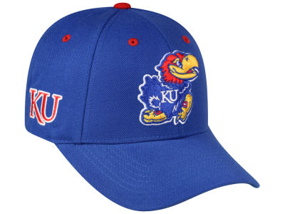 Kansas Jayhawks Top of the World NCAA Triple Threat Hat