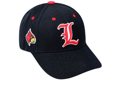 Louisville Cardinals Top of the World NCAA Triple Threat Hat