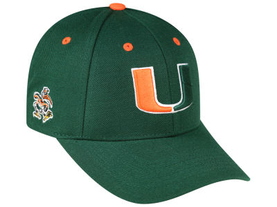 Miami Hurricanes Top of the World NCAA Triple Threat Hat