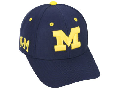 Michigan Wolverines Top of the World NCAA Triple Threat Hat