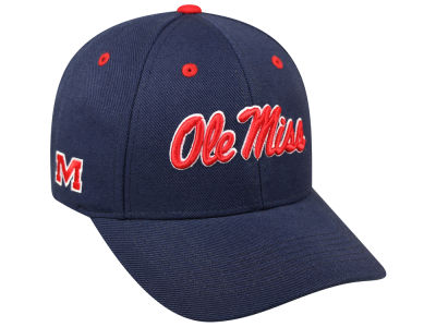 Ole Miss Rebels Top of the World NCAA Triple Threat Hat