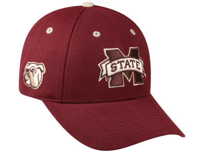 Mississippi State Bulldogs Top of the World NCAA Triple Threat Hat