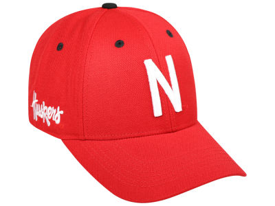 Nebraska Cornhuskers Top of the World NCAA Triple Threat Hat
