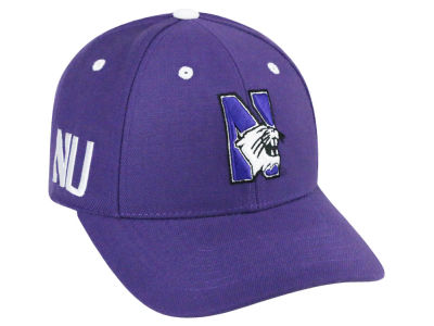 Northwestern Wildcats Top of the World NCAA Triple Threat Hat