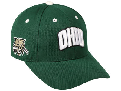 Ohio Bobcats Top of the World NCAA Triple Threat Hat