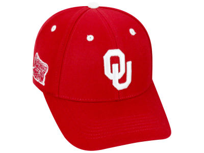 Oklahoma Sooners Top of the World NCAA Triple Threat Hat