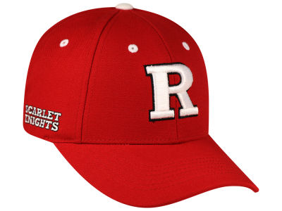 Rutgers Scarlet Knights Top of the World NCAA Triple Threat Hat