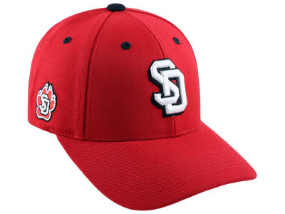 South Dakota Coyotes Top of the World NCAA Triple Threat Hat