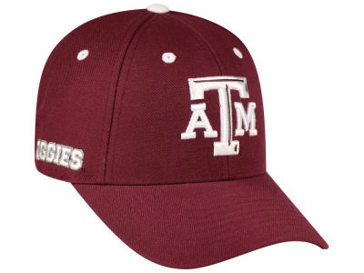 Texas A&M Aggies Top of the World NCAA Triple Threat Hat