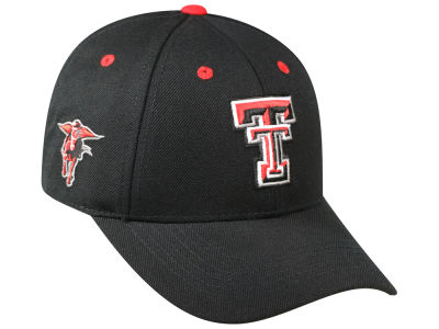 Texas Tech Red Raiders Top of the World NCAA Triple Threat Hat