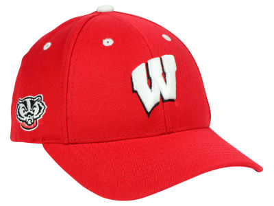 Wisconsin Badgers Top of the World NCAA Triple Threat Hat