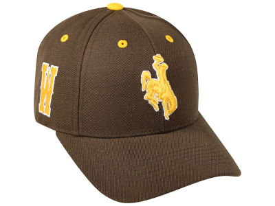 Wyoming Cowboys Top of the World NCAA Triple Threat Hat