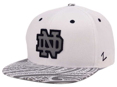 Notre Dame Fighting Irish Zephyr NCAA Lahaina Snapback 2 Cap