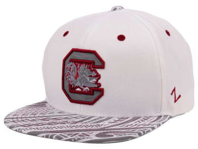 South Carolina Gamecocks Zephyr NCAA Lahaina Snapback 2 Cap
