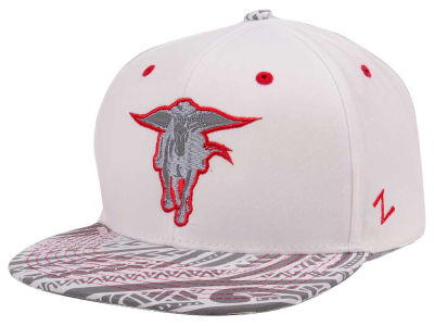 Texas Tech Red Raiders Zephyr NCAA Lahaina Snapback 2 Cap