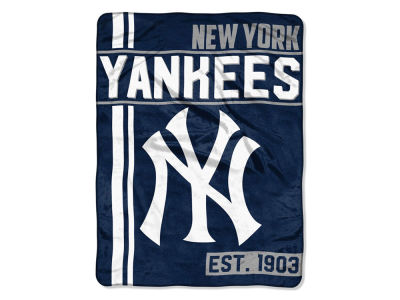 "New York Yankees The Northwest Company Micro Raschel 46x60 ""Walk Off"" Blanket"