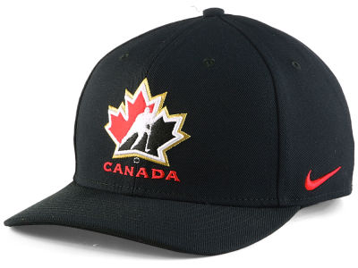 Canada Hockey Nike 2017 Canada Dri-Fit Wool Adjustbale Cap