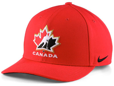 Canada Hockey Nike 2017 Canada Dri-Fit Wool Adjustable Cap