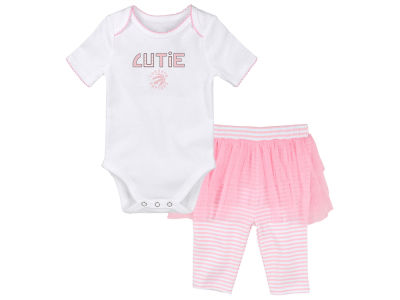 NBA Girls Newborn Cutie Dancer Tutu Legging Set