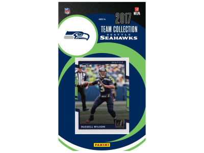 Seattle Seahawks 2017 NFL Team Card Set