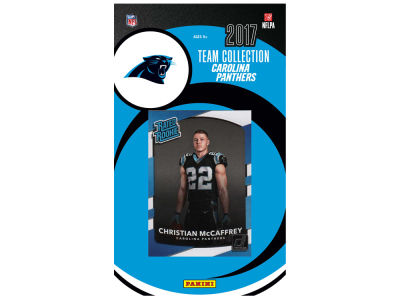 Carolina Panthers 2017 NFL Team Card Set