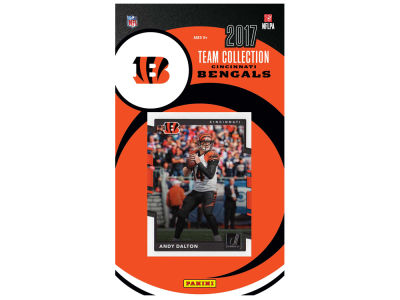 Cincinnati Bengals 2017 NFL Team Card Set
