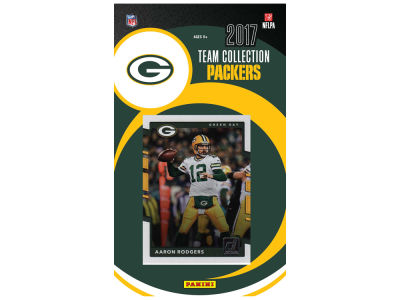 Green Bay Packers 2017 NFL Team Card Set