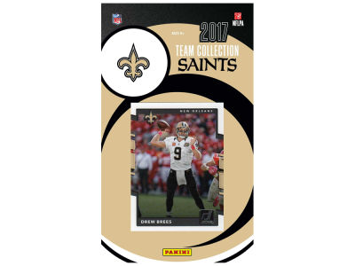 New Orleans Saints 2017 NFL Team Card Set