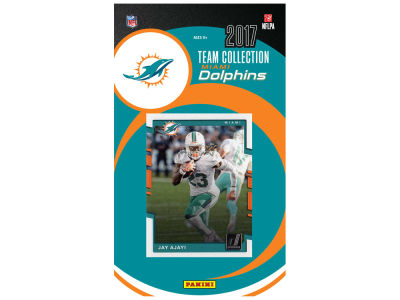 Miami Dolphins 2017 NFL Team Card Set