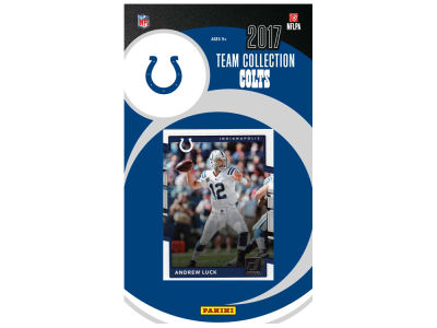 Indianapolis Colts 2017 NFL Team Card Set