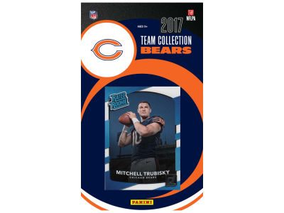 Chicago Bears 2017 NFL Team Card Set