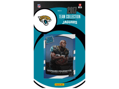 Jacksonville Jaguars 2017 NFL Team Card Set