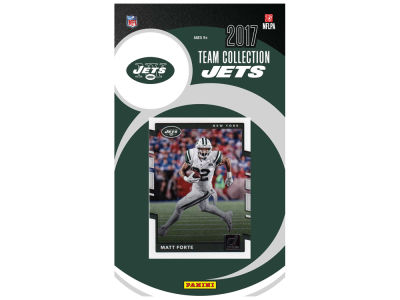 New York Jets 2017 NFL Team Card Set