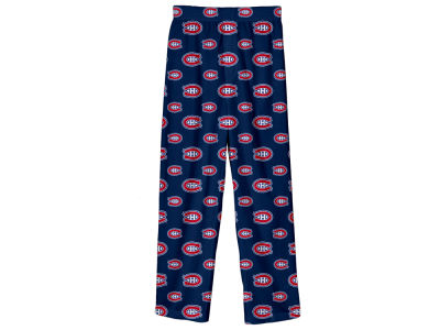 Montreal Canadiens NHL Kids All Over Pajama Pant