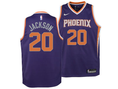 Phoenix Suns Josh Jackson Nike NBA Youth Icon Swingman Jersey