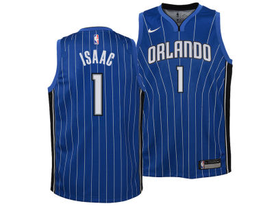 Orlando Magic Jonathan Isaac Nike NBA Youth Icon Swingman Jersey