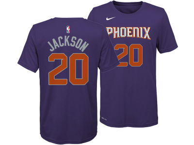 Phoenix Suns Josh Jackson Nike NBA Youth Icon Name and Number T-Shirt