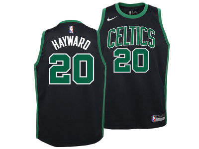 Boston Celtics Gordon Hayward Nike NBA Youth Statement Swingman Jersey